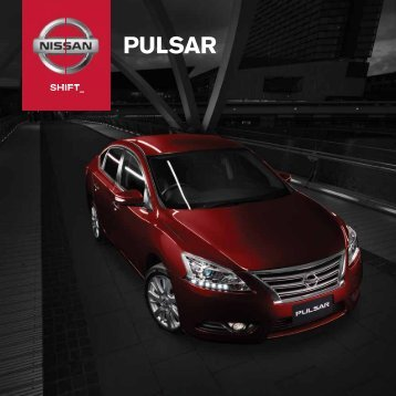The ALL New NiSSAN PULSAR