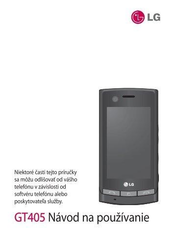 slovenský manuál (pdf, 2.19 MB)