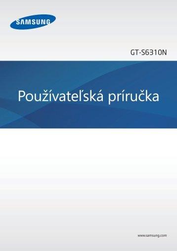 slovenský manuál (pdf, 2.79 MB)
