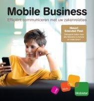 Ontdek de Mobile Business-brochure - Mobistar