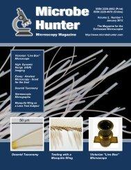 Microbe Hunter Microbe Hunter - MicrobeHunter.com