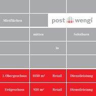 1050 m² - Stephan Wegelin