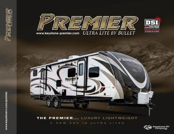 Bullet Premier Brochure - Pete's RV Center