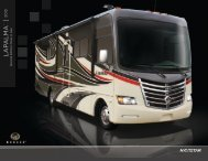 Monaco Lapalma Brochure (PDF) - Pete's RV Center