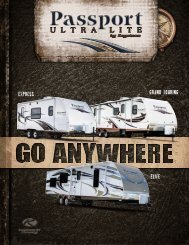 Passport Brochure - Pete's RV Center