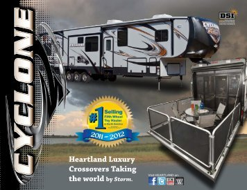 Cyclone Brochure (PDF) - Pete's RV Center