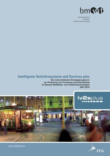 Intelligente Verkehrssysteme und Services plus