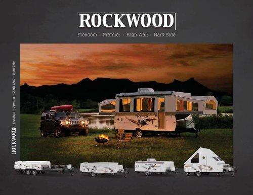 Rockwood Pop Up Brochure PDF Pete S RV Center