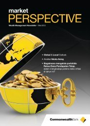 Market Perspective May 2012 - Commonwealth Bank