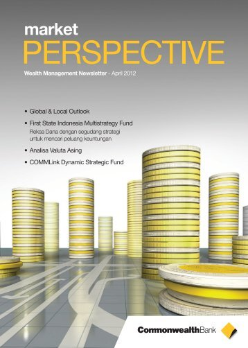 Market Perspective April 2012 - Commonwealth Bank