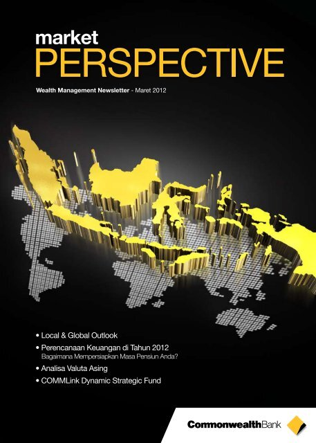 Market Perspective March 2012 - Commonwealth Bank