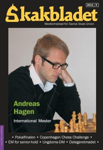 Andreas Hagen - Dansk Skak Union