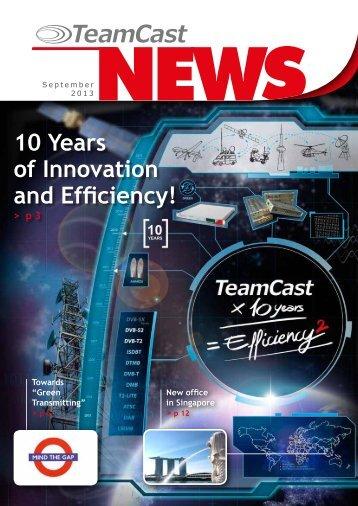 September 2013 - Teamcast
