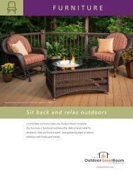 Furniture Brochure 2013