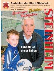 Fußball ist unser Leben - Sporthaus Babion