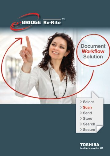 Download Re-Rite Brochure - Toshiba