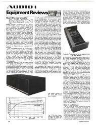 405 Review; Gramophone June 1976 - meridian-audio[.info]