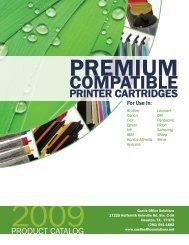 Printer Cartridges - Castle Office Solutions