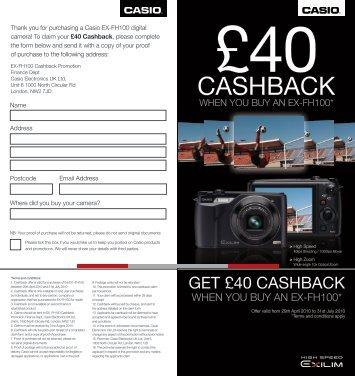 CashbaCk - welshit.co.uk