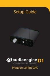 D1 - Audioengine