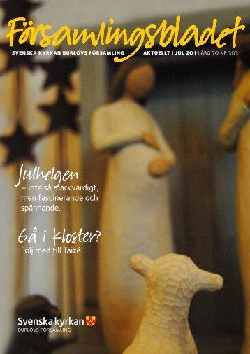 Församlingsbladet 2011-12-21 - Mild Media