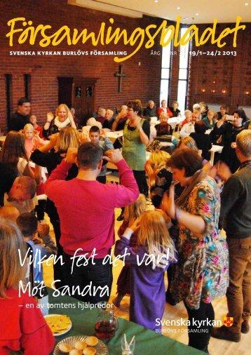 Församlingsbladet 2013-01-25 - Mild Media