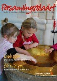 Församlingsbladet 2011-04-18 - Mild Media