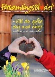 Församlingsbladet 2013-04-19 - Mild Media