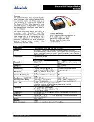 Stereo Hi-Fi/Video Balun 500039 - Smarthome