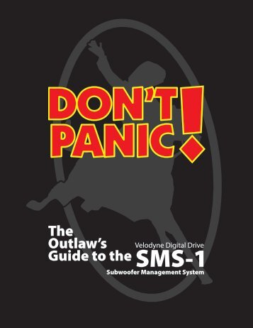 The Outlaw's Guide to the SMS-1 - Outlaw Audio