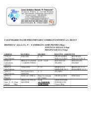 Calendario Esami Unige.Calendario Esami Sn 10 Lauree Stan A Genova