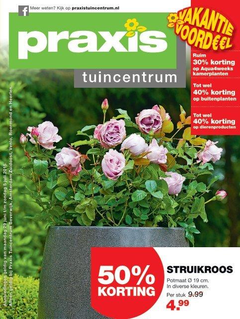Praxis Tuin Heerlen.Praxis Tuin Folder