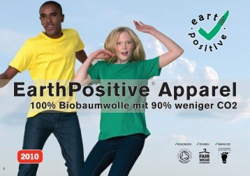Earthpositive® Apparel