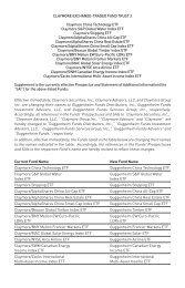 Prospectus - ETF Constituent Lists and Data