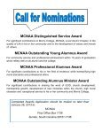 MCNAA Outstanding Young Alumnus Award - Morris College - Page 2
