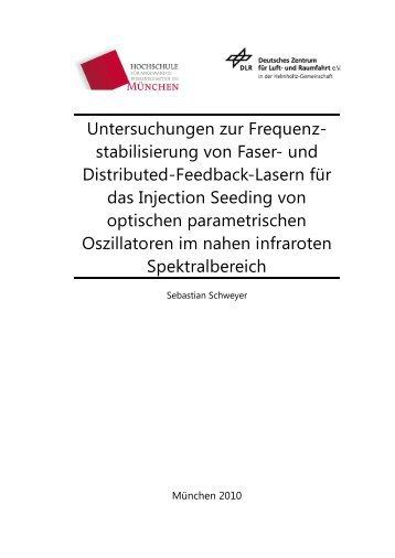 Anhang A - Fakultät 06 - Hochschule München