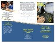 Cougar Academy Flyer - Harrisburg School District