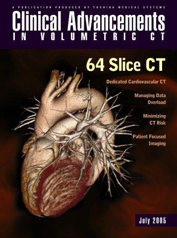 64 Slice CT