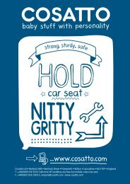Hold (Giggle) Car Seat A6 19122013 Singles