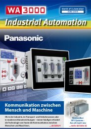 WA3000 Industrial Automation Juni 2015