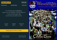November Issue (1.02MB) - Waverley College