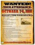 Garnett's 150th Celebration Days - Page 2