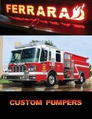 Custom Pumper - Ferrara Fire Apparatus
