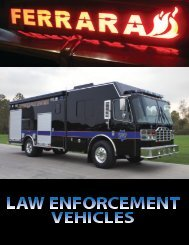 Law Enforcement Brochure - Ferrara Fire Apparatus