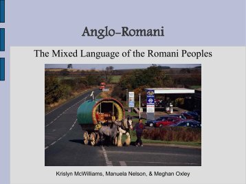 Anglo-Romani - Academos