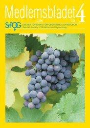 Medlemsblad 4 2006 - SFOG