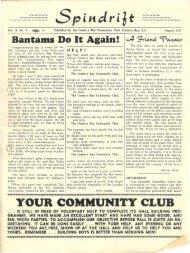 spindrift aug 1957 - Cordova Bay Association for Community Affairs