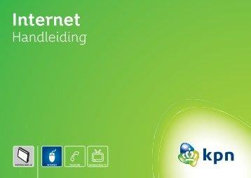 Internet - Handleidingen en software