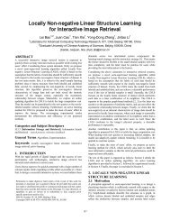 Locally non-negative linear structure learning for interactive image ...