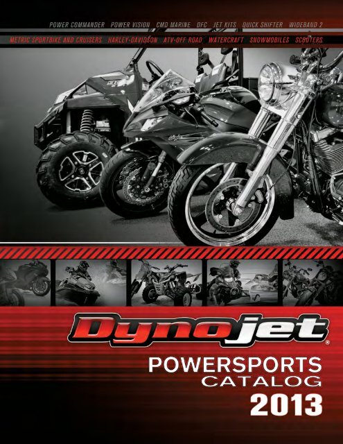 Dynojet Q702 Jet Kit for DS650 00-07
